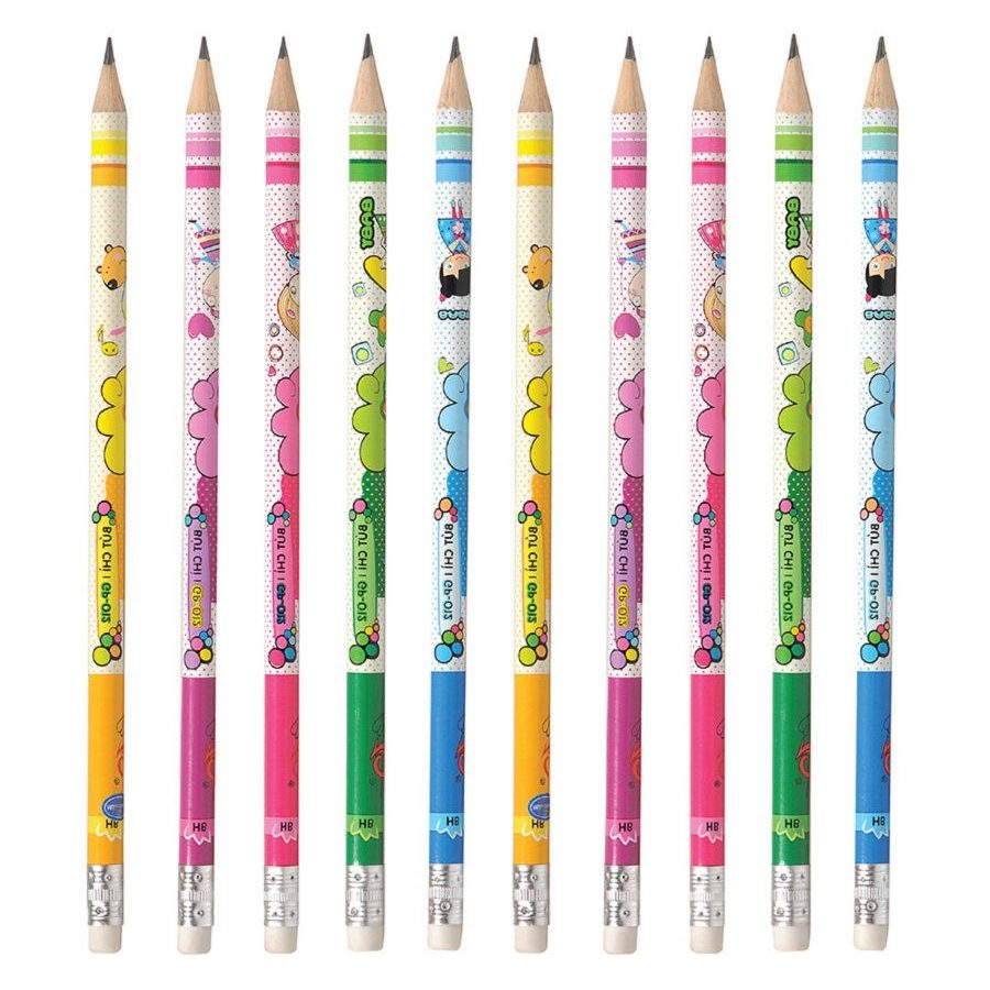 Top 8 bài văn mẫu tả cái bút chì của em hay nhất