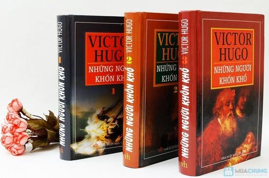 Tóm tắt tác phẩm Những người khốn khổ của Victor Hugo