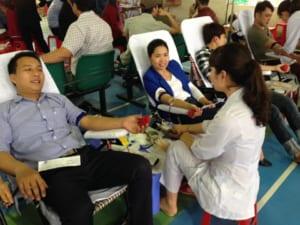Nghị luận về phong trào hiến máu nhân đạo hiện nay